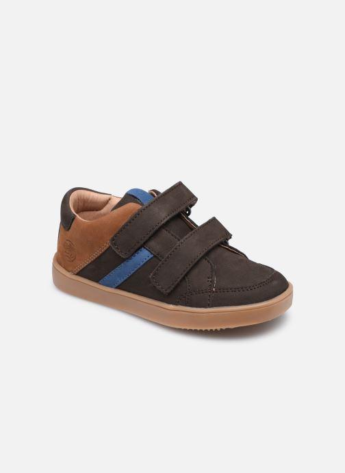 Sneakers Aster Woukro Bruin detail