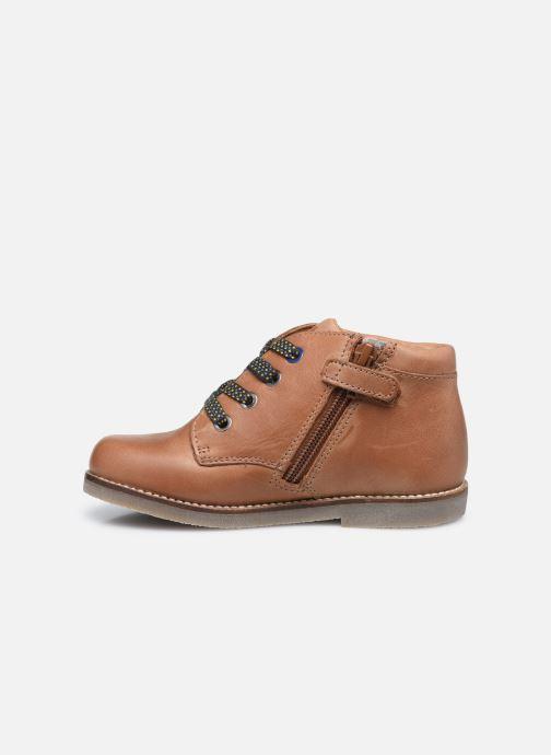 Boots en enkellaarsjes Aster Selas Bruin voorkant