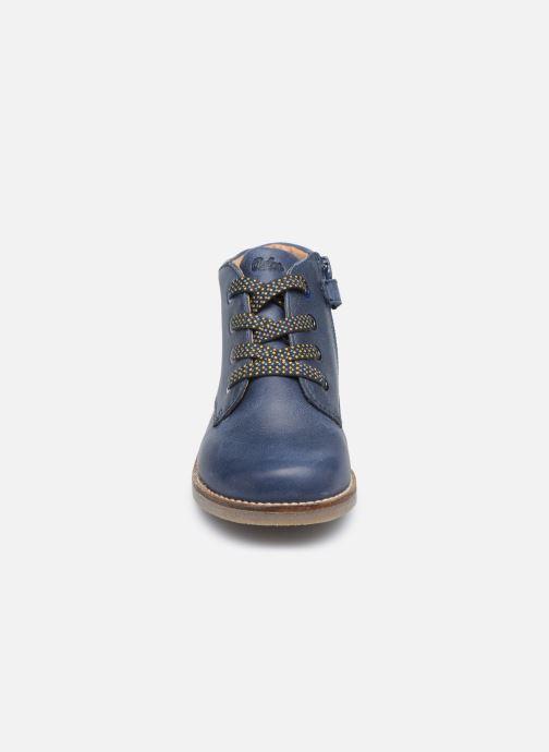 Boots en enkellaarsjes Aster Selas Blauw model