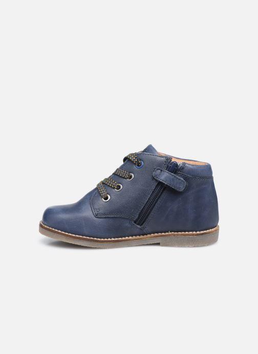 Boots en enkellaarsjes Aster Selas Blauw voorkant