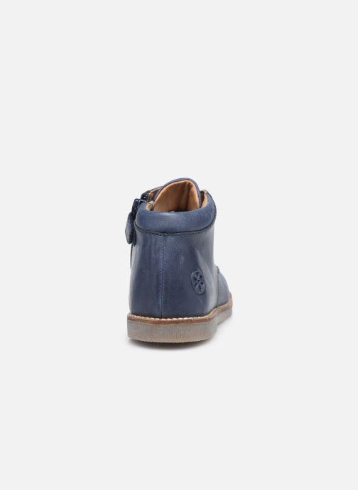 Boots en enkellaarsjes Aster Selas Blauw rechts