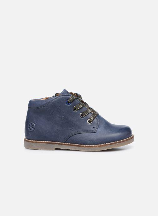 Boots en enkellaarsjes Aster Selas Blauw achterkant