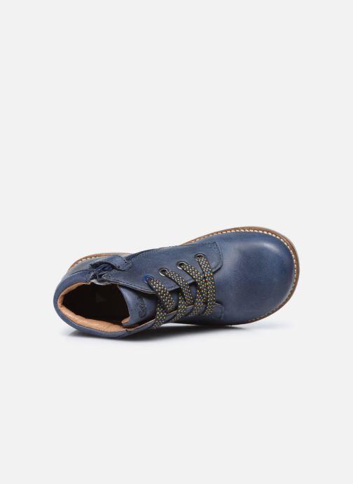 Boots en enkellaarsjes Aster Selas Blauw links