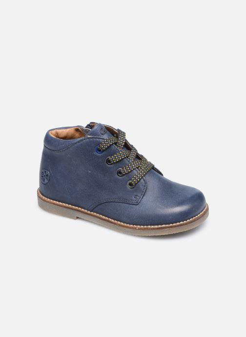 Boots en enkellaarsjes Aster Selas Blauw detail