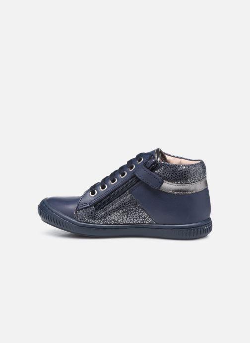 Bottines et boots Aster Fransham Bleu vue face