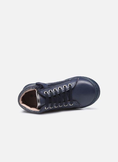 Bottines et boots Aster Fransham Bleu vue gauche