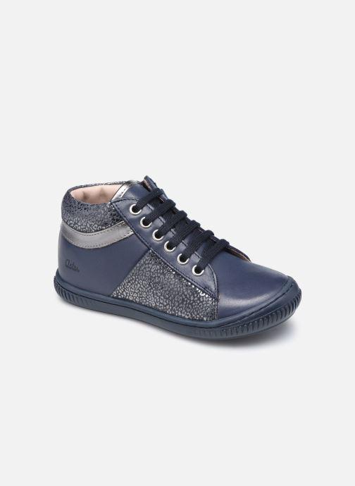 Bottines et boots Aster Fransham Bleu vue détail/paire