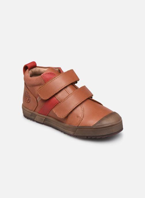 Sneaker Aster Bigbo braun detaillierte ansicht/modell
