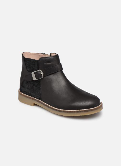Bottines et boots Aster Wizy Noir vue détail/paire