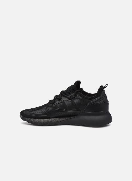 Sneakers adidas originals Zx 2K Boost Nero immagine frontale