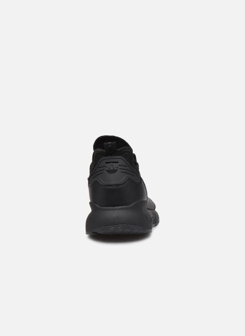 Sneakers adidas originals Zx 2K Boost Nero immagine destra