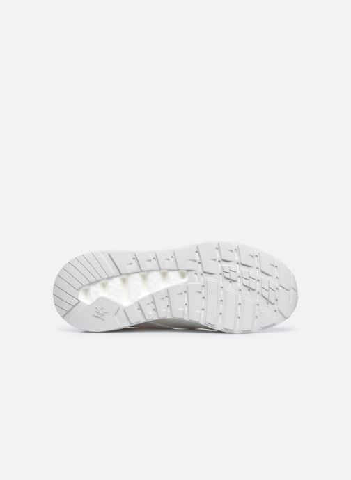 Baskets adidas originals Zx 2K Boost Blanc vue haut