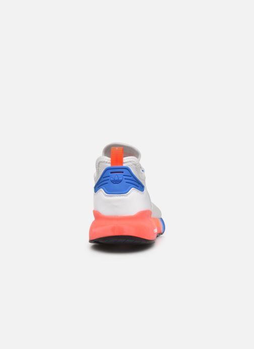Sneakers adidas originals Zx 2K Boost Hvid Se fra højre