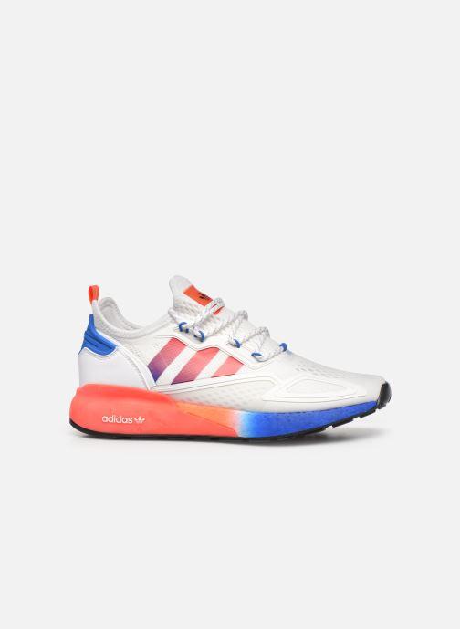 Sneakers adidas originals Zx 2K Boost Hvid se bagfra