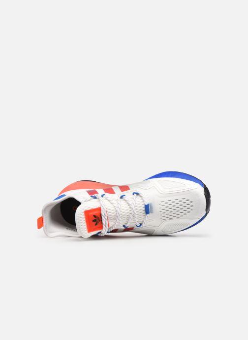 Sneakers adidas originals Zx 2K Boost Hvid se fra venstre