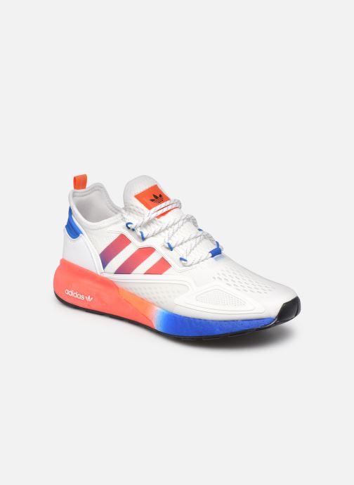 Sneakers adidas originals Zx 2K Boost Hvid detaljeret billede af skoene