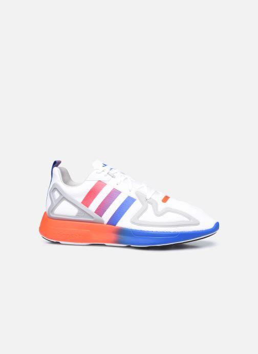 Baskets adidas originals Zx 2K Flux Gris vue derrière