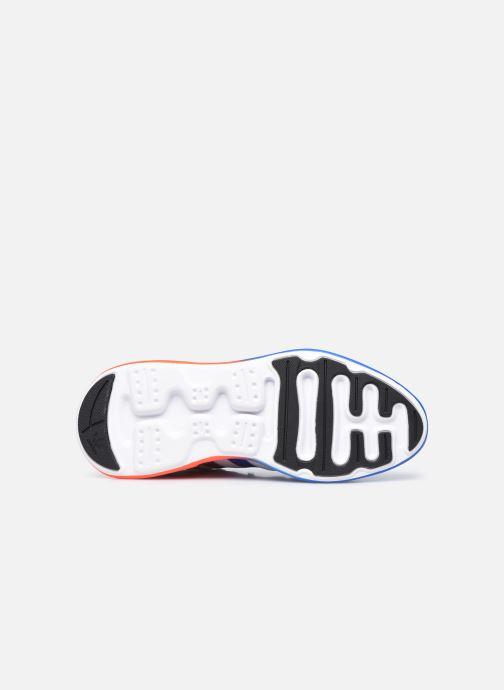 Baskets adidas originals Zx 2K Flux Gris vue haut