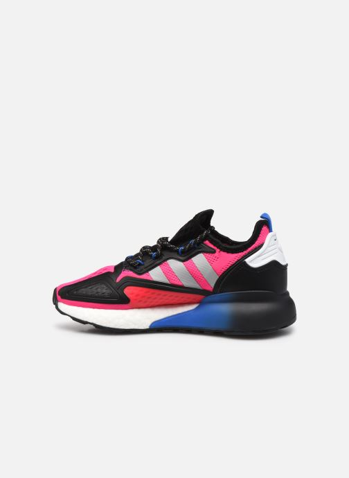 Sneakers adidas originals Zx 2K Boost W Rosa immagine frontale