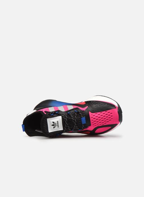 Sneakers adidas originals Zx 2K Boost W Rosa immagine sinistra