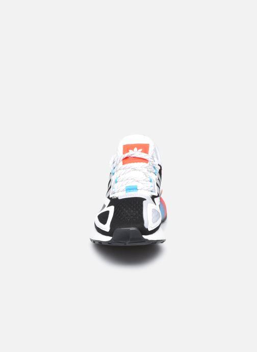 Sneaker adidas originals Zx 2K Boost W schwarz schuhe getragen