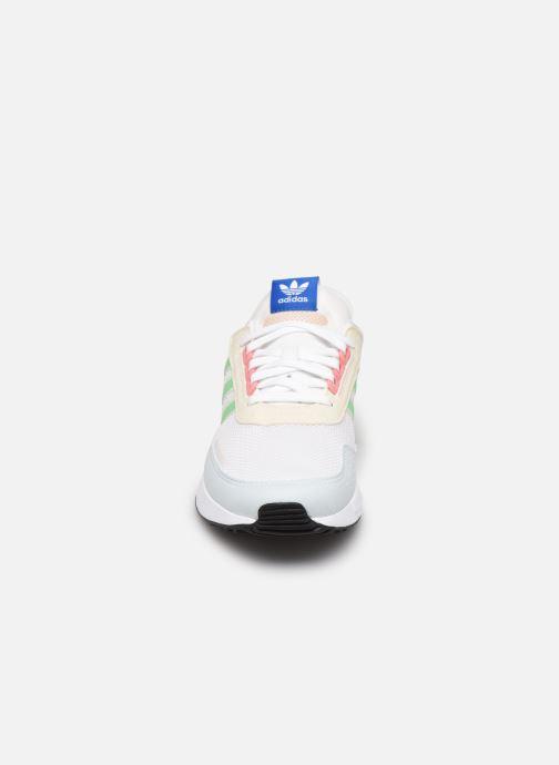 Sneaker adidas originals Retroset weiß schuhe getragen
