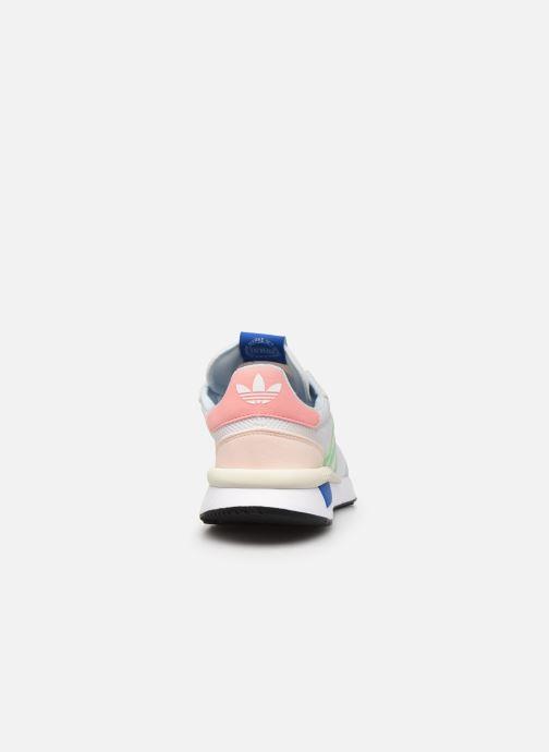 Sneaker adidas originals Retroset weiß ansicht von rechts