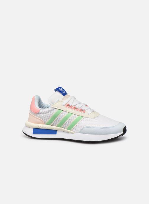 Sneaker adidas originals Retroset weiß ansicht von hinten