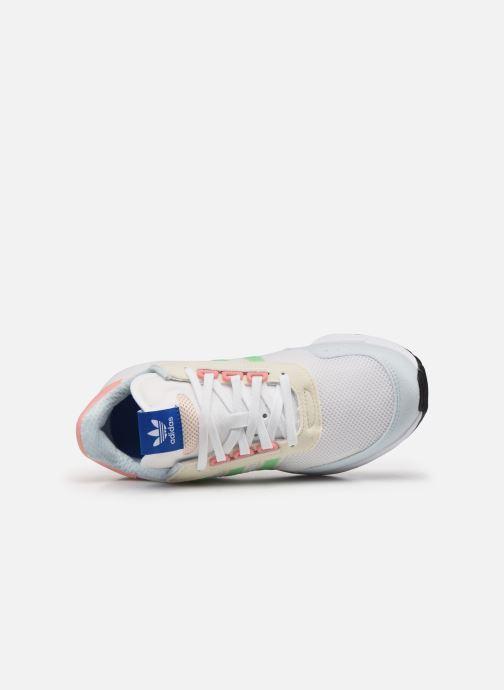 Sneaker adidas originals Retroset weiß ansicht von links