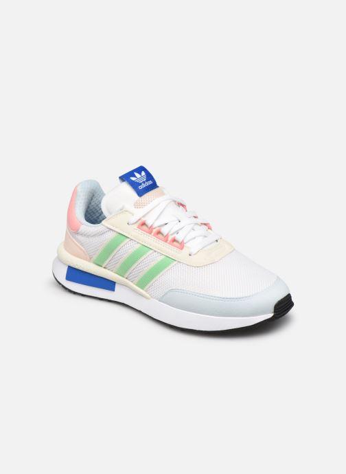 Sneaker adidas originals Retroset weiß detaillierte ansicht/modell