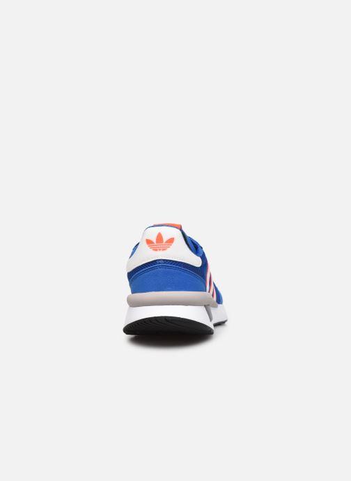 Sneaker adidas originals Retroset blau ansicht von rechts