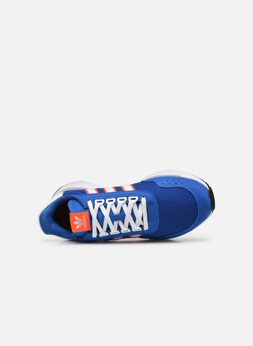 Sneaker adidas originals Retroset blau ansicht von links