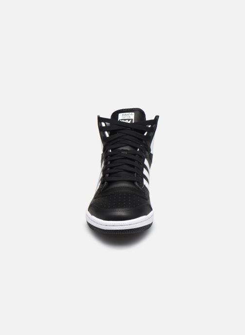Sneaker adidas originals Top Ten schwarz schuhe getragen