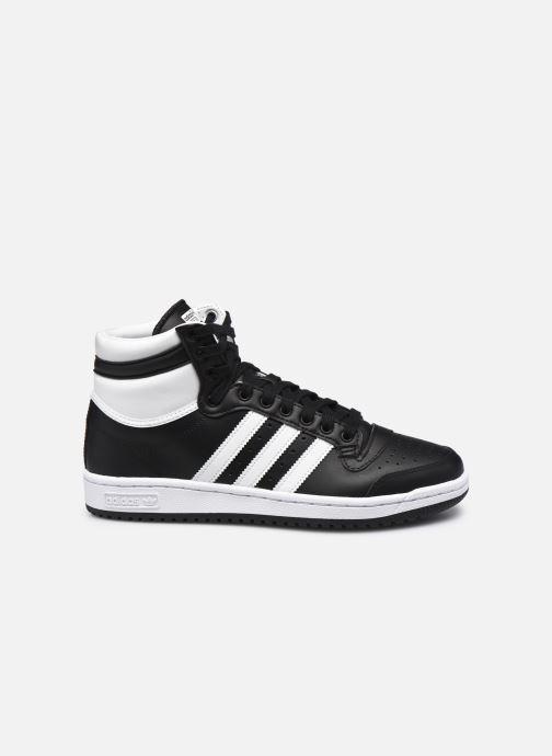 Sneaker adidas originals Top Ten schwarz ansicht von hinten