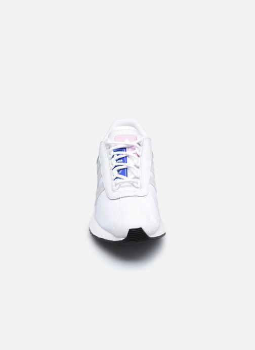 Sneaker adidas originals Sl Andridge W weiß schuhe getragen