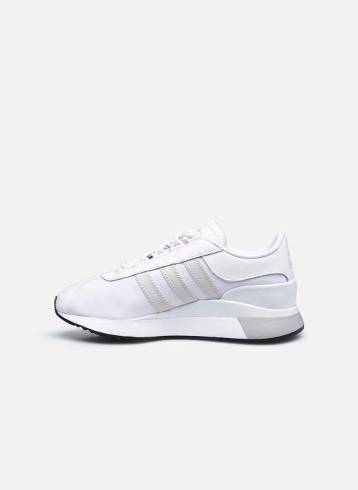 Sneaker adidas originals Sl Andridge W weiß ansicht von vorne