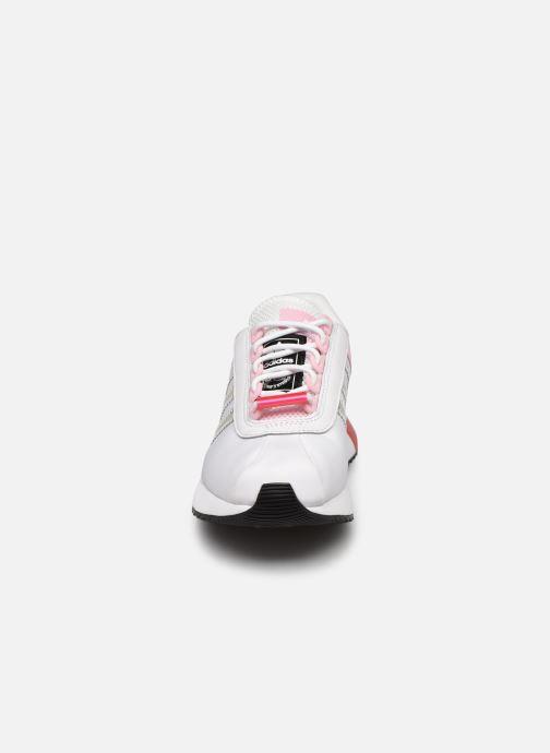 Sneakers adidas originals Sl Andridge W Bianco modello indossato