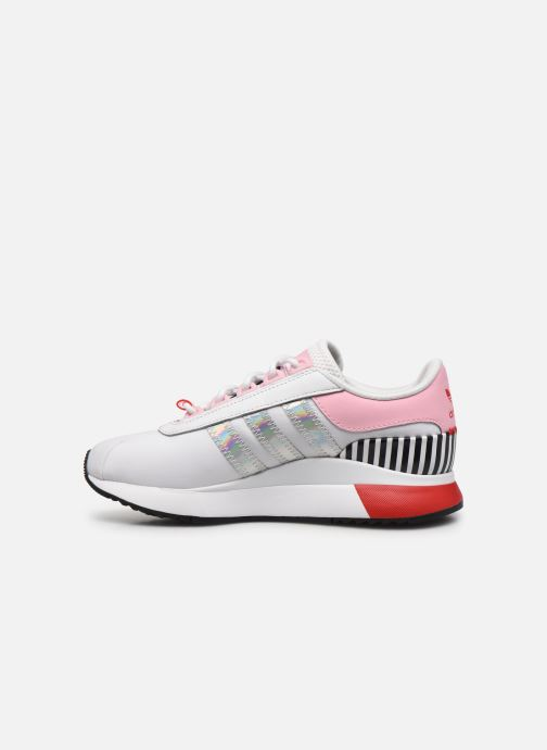 Sneakers adidas originals Sl Andridge W Bianco immagine frontale