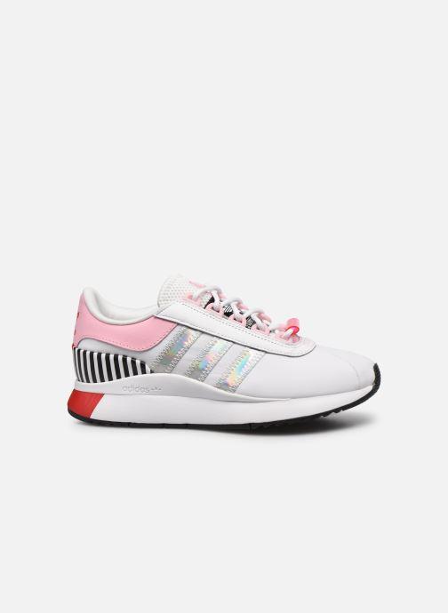 Sneakers adidas originals Sl Andridge W Bianco immagine posteriore