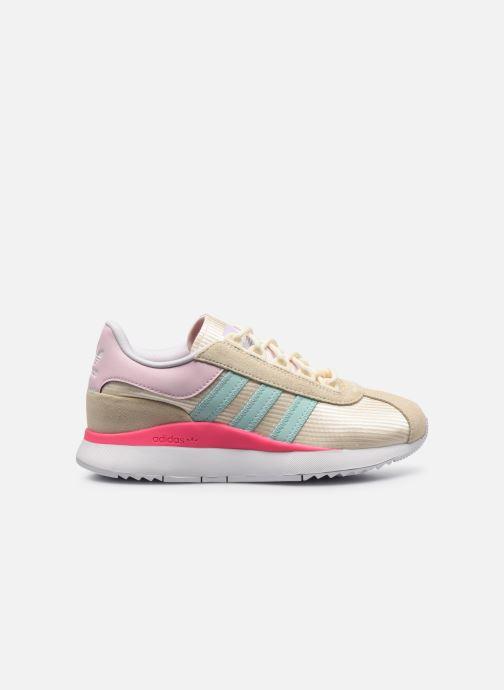 Sneaker adidas originals Sl Andridge W beige ansicht von hinten