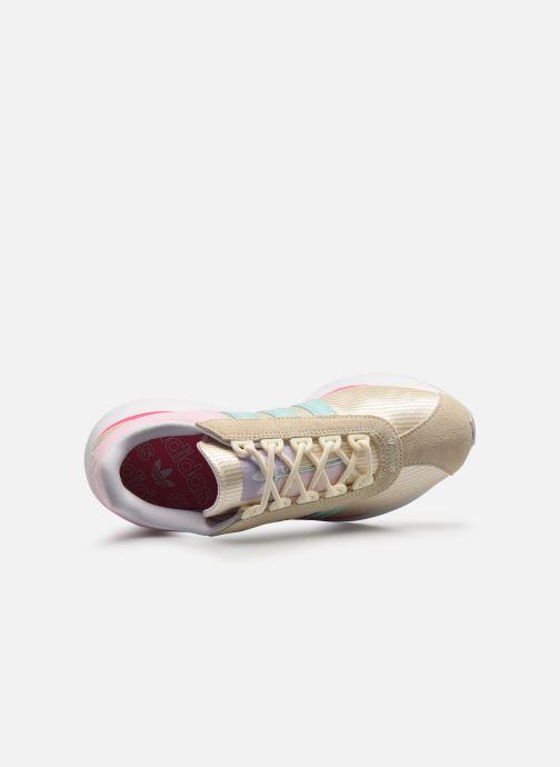 Sneaker adidas originals Sl Andridge W beige ansicht von links