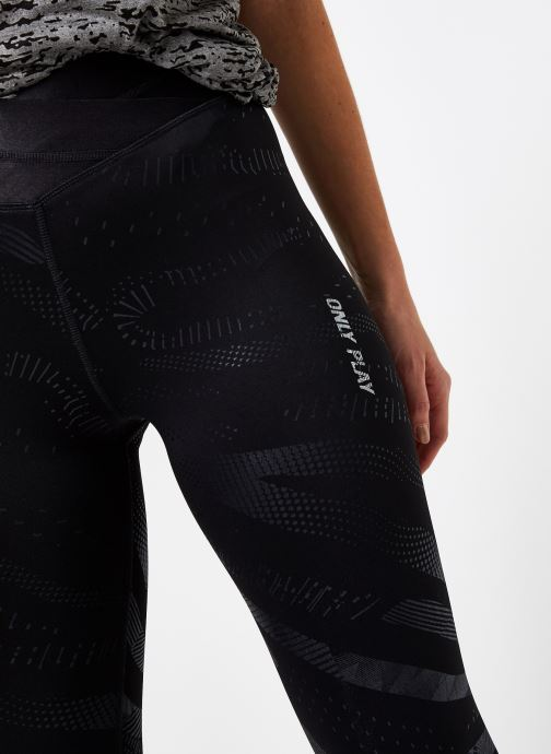 Vêtements Only Play Onponay Aop Hw Training Tights Noir vue face