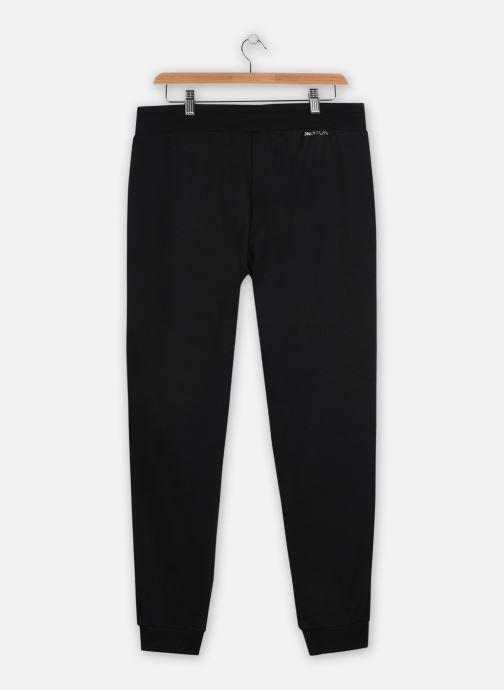 Vêtements Only Play Onpelina Sweat Pants Curvy-Opus Noir vue portées chaussures