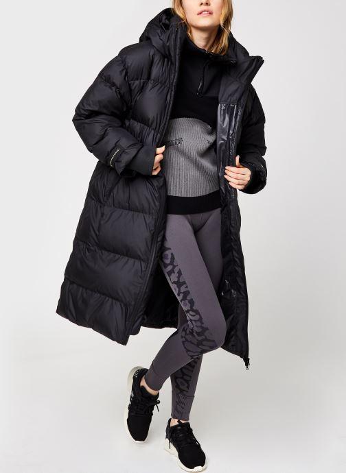 Vêtements adidas by Stella McCartney Urbxtr Km Hz Noir vue bas / vue portée sac