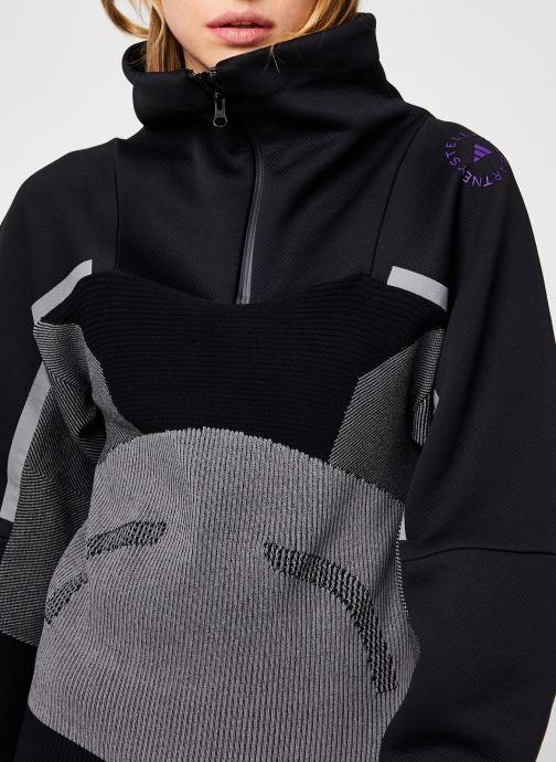 Vêtements adidas by Stella McCartney Urbxtr Km Hz Noir vue face