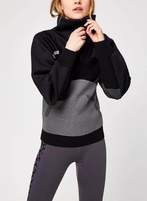 Vêtements adidas by Stella McCartney Urbxtr Km Hz Noir vue droite