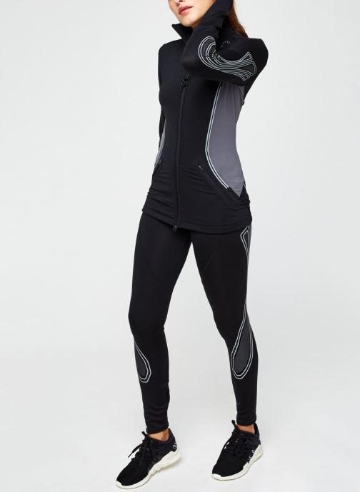Vêtements adidas by Stella McCartney Truepace Ti C.R Noir vue bas / vue portée sac