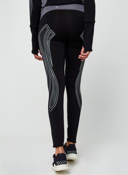 Vêtements adidas by Stella McCartney Truepace Ti C.R Noir vue portées chaussures