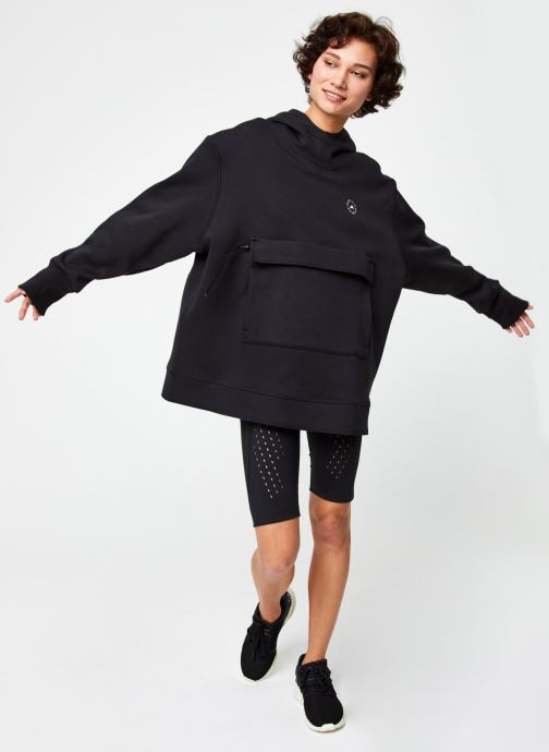 Vêtements adidas by Stella McCartney Truepur Cycl Ti Noir vue bas / vue portée sac