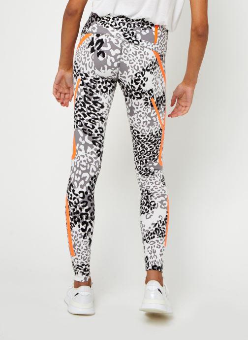 Vêtements adidas by Stella McCartney Truepace Tightp Blanc vue portées chaussures